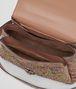 BOTTEGA VENETA DAHLIA CALF AYERS MEDIUM PIAZZA BAG Top Handle Bag Woman dp