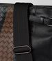 BOTTEGA VENETA NERO VIALINEA CALF MESSENGER Messenger Bag Man ep