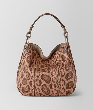 DAHLIA ANACONDA LOOP BAG
