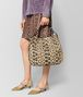 BOTTEGA VENETA NATURAL ANACONDA LOOP BAG Hobo Bag Woman ap