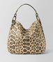 BOTTEGA VENETA NATURAL ANACONDA LOOP BAG Hobo Bag Woman lp
