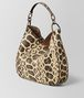 BOTTEGA VENETA NATURAL ANACONDA LOOP BAG Hobo Bag Woman rp