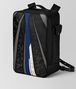 BOTTEGA VENETA NERO NY PROSPECT BRICK BACKPACK Backpack Man rp