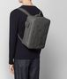BOTTEGA VENETA LIGHT GREY INTRECCIATO NORTH-EAST BRICK BACKPACK Backpack Man ap