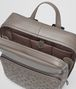 BOTTEGA VENETA STEEL INTRECCIATO BOUTIS NY NAPPA BACKPACK Backpack Man dp