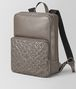 BOTTEGA VENETA STEEL INTRECCIATO BOUTIS NY NAPPA BACKPACK Backpack Man rp