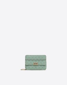 VALENTINO GARAVANI Shoulder bag D Rockstud Spike Small Chain Bag f