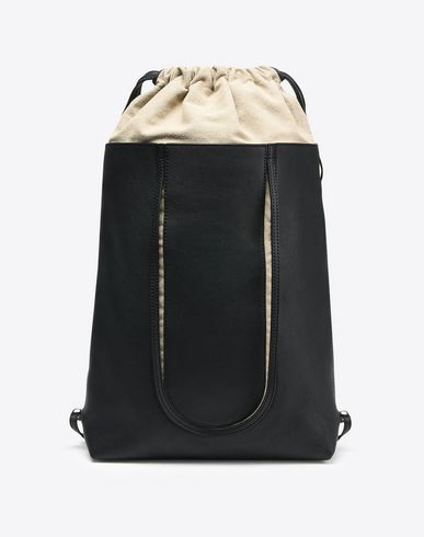MAISON MARGIELA Backpack D Calfskin tote backpack f