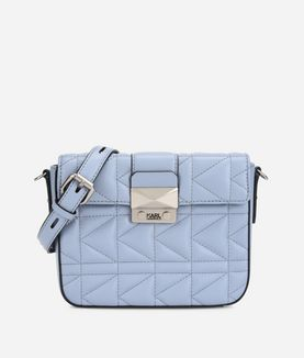 KARL LAGERFELD K/KUILTED NEW CROSSBODY