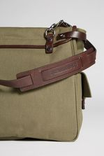 90c70c24d0a1 DSQUARED2 Bad Scout Military Trimmed Postman Bag Postman Bag Man