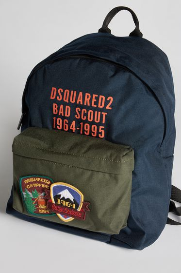 DSQUARED2 Backpack Man BPM000411700396M1390 b