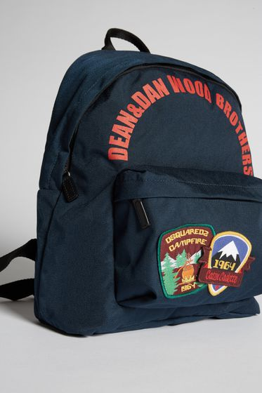 DSQUARED2 Backpack Man BPM0004168005343084 m