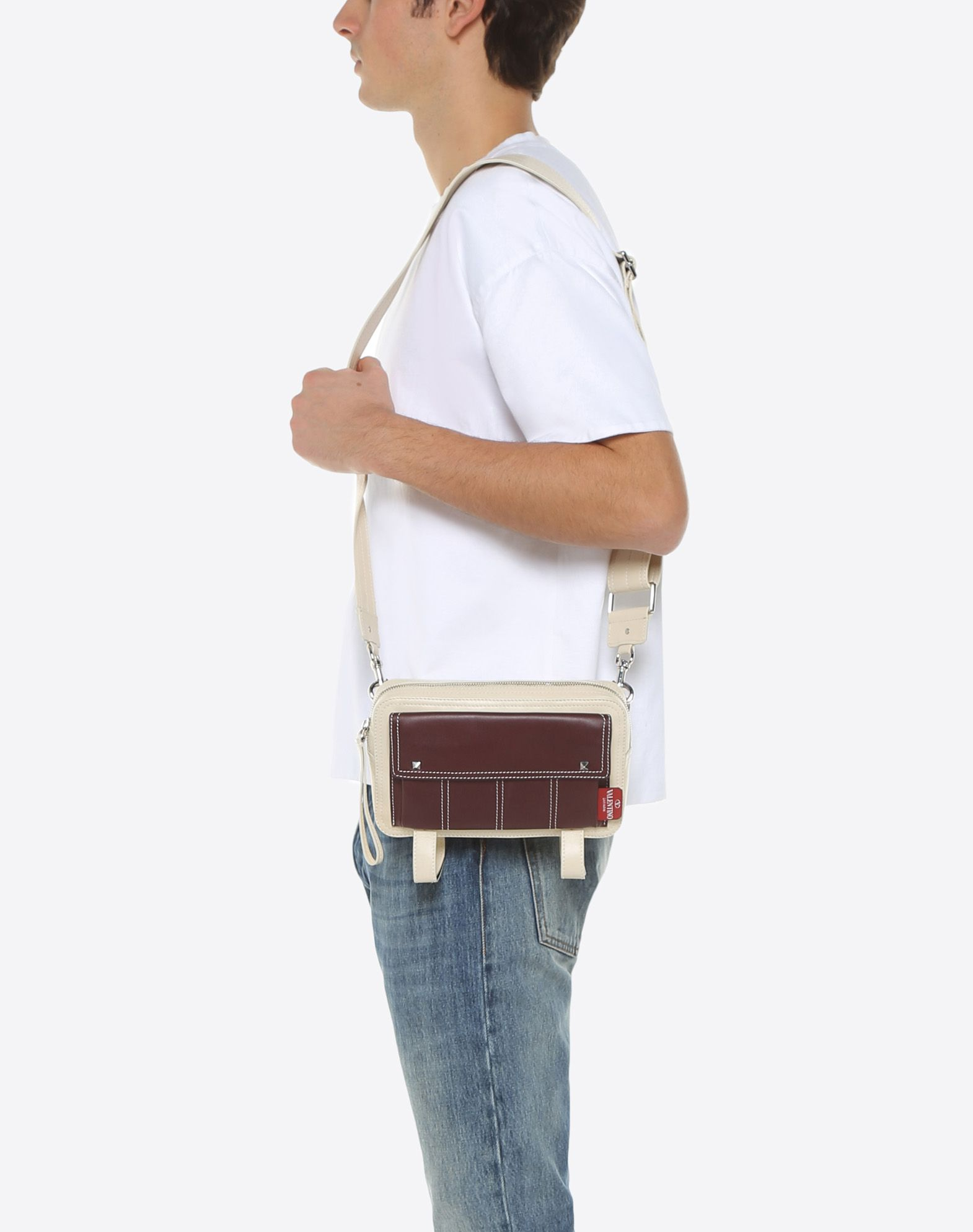 VALENTINO GARAVANI UOMO Crossbody Bag CROSS BODY BAG U a