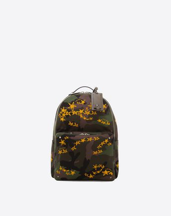 VALENTINO Backpack U Camoushuffle rucksack f