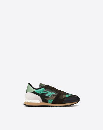 VALENTINO GARAVANI UOMO HIGH-TOP SNEAKER U Heroes Tribe Sneakers f