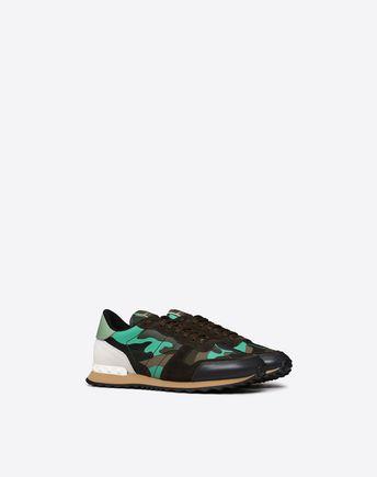 VALENTINO GARAVANI UOMO HIGH-TOP SNEAKER U Heroes Tribe Sneakers r