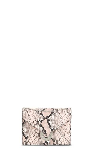 JUST CAVALLI Crossbody Bag D Large envelope-style bag in a crocodile skin pattern with strap. f