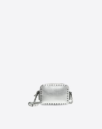 VALENTINO GARAVANI Shoulder bag D Rockstud Spike.It Medium Chain Bag f