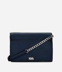 KARL LAGERFELD K/Signature Essential Shoulder Bag 8_d