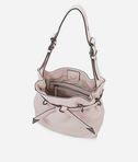 KARL LAGERFELD K/Rocky Bow Small Drawstring Bag 8_e