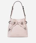 KARL LAGERFELD K/Rocky Bow Small Drawstring Bag 8_f