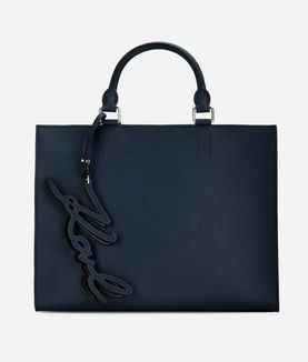 KARL LAGERFELD K/SIGNATURE SHOPPER ESSENTIAL
