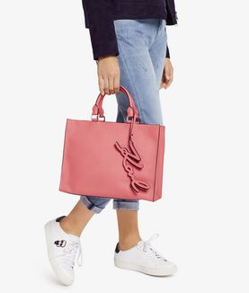 KARL LAGERFELD K/SIGNATURE ESSENTIAL SHOPPER