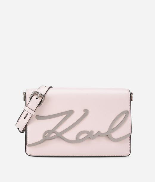 KARL LAGERFELD K/Signature Shoulder Bag 12_f