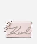 K/Signature Shoulder Bag