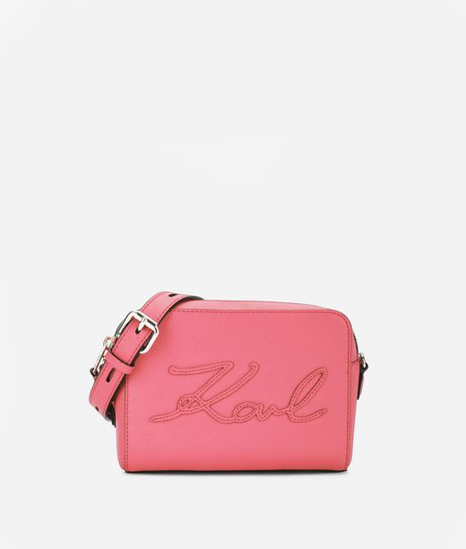 KARL LAGERFELD K/Signature Essential Camera Bag 12_f