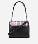 KARL LAGERFELD K/Kuilted Tweed Handbag 8_d