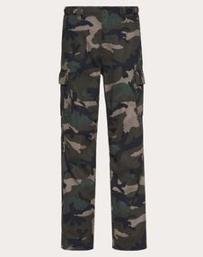 2018 For Sale Cotton cargo trousers Valentino Cheap Pay With Paypal Outlet Locations Online 100% Guaranteed Online Outlet Cost kFVX3
