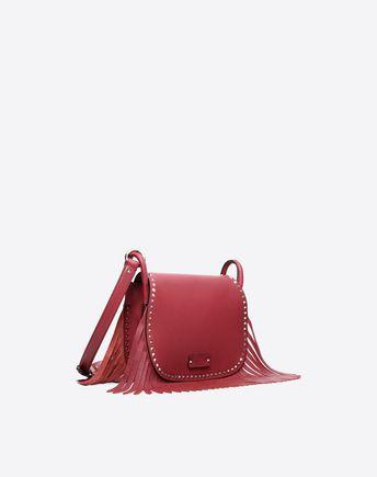VALENTINO GARAVANI Messenger bag D Free Rockstud Shoulder Bag r