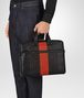 BOTTEGA VENETA NERO INTRECCIATO NAPPA BRIEFCASE Business bag Man ap