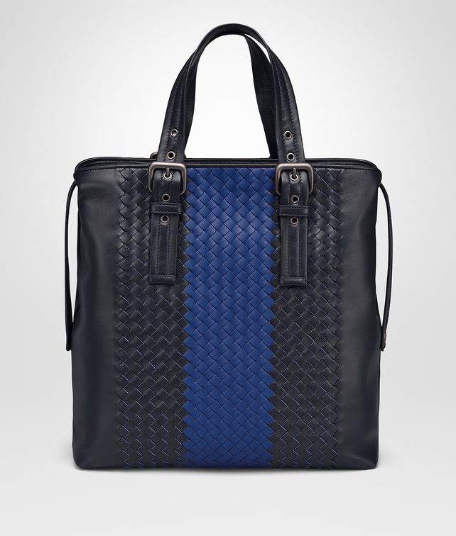BOTTEGA VENETA TOURMALINE INTRECCIATO NAPPA TOTE Tote Bag [*** pickupInStoreShippingNotGuaranteed_info ***] fp