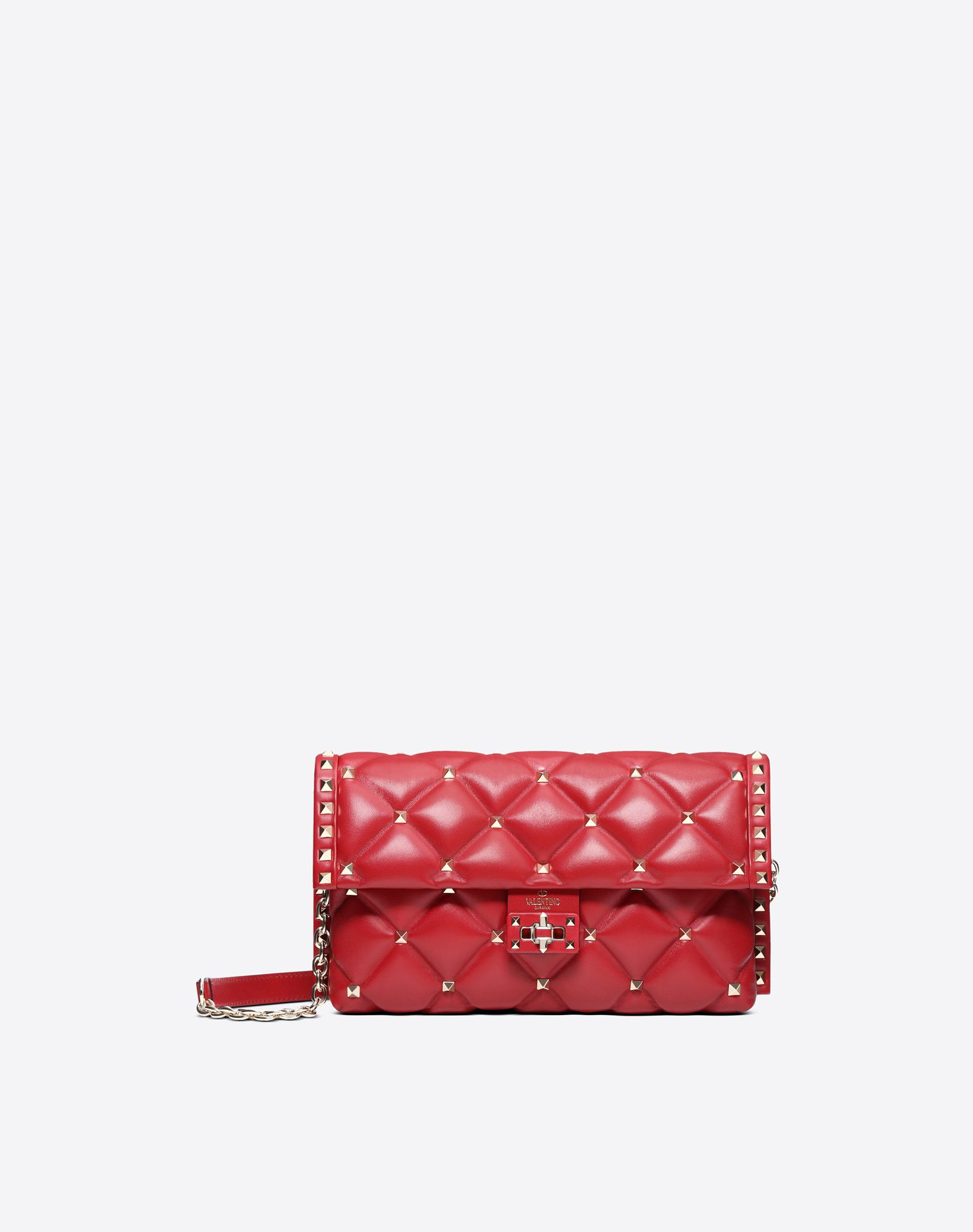 VALENTINO GARAVANI Candystud Cross-body Bag CROSS BODY BAG D f