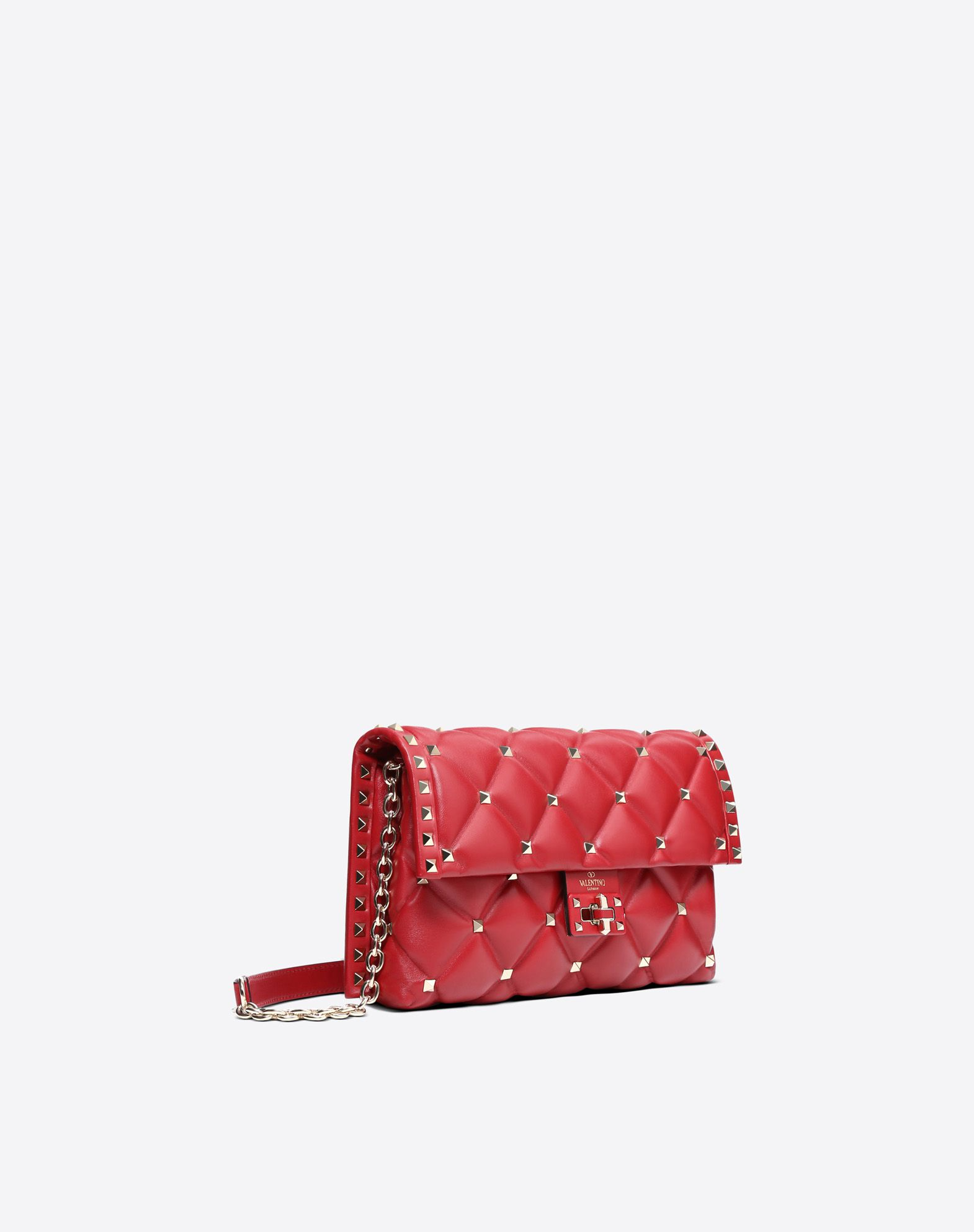 VALENTINO GARAVANI Candystud Cross-body Bag CROSS BODY BAG D r