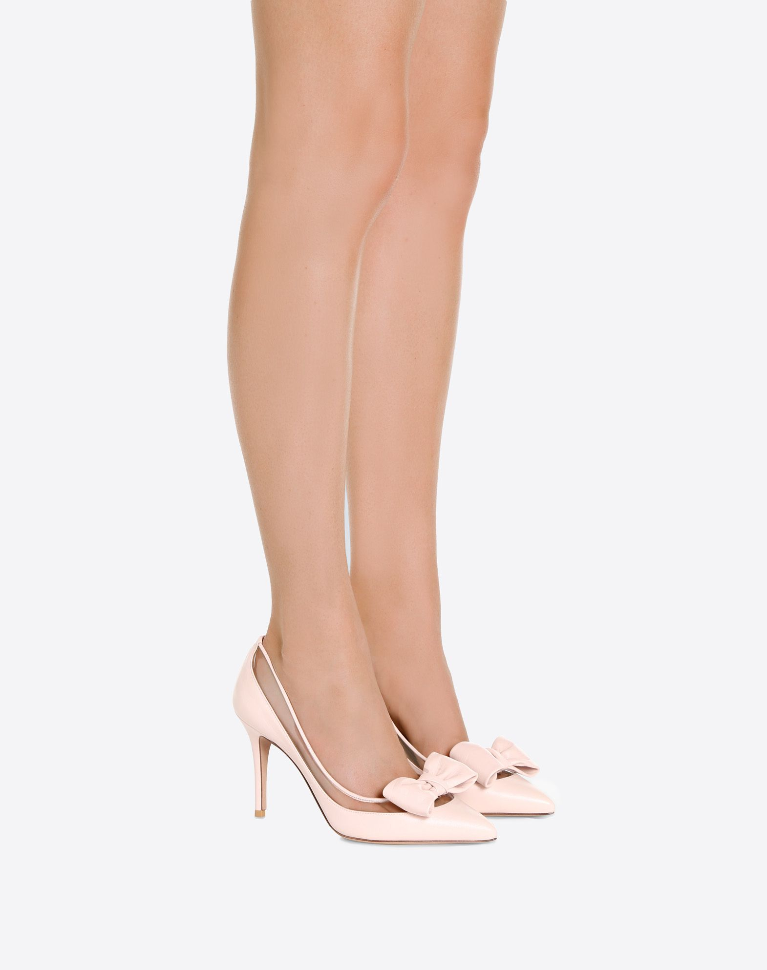 VALENTINO GARAVANI Dollybow pump HIGH HEEL PUMPS D a