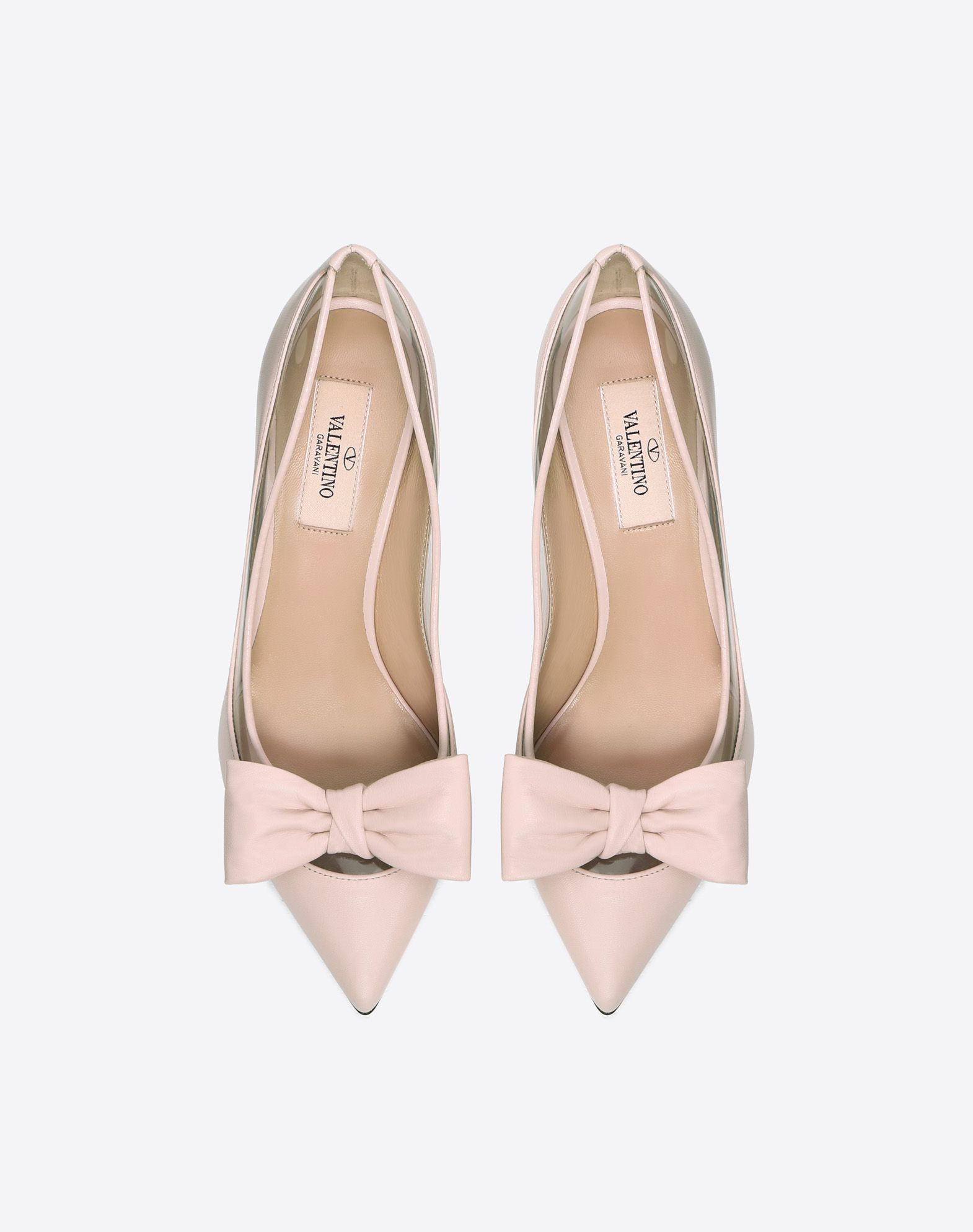 VALENTINO GARAVANI Dollybow pump HIGH HEEL PUMPS D e