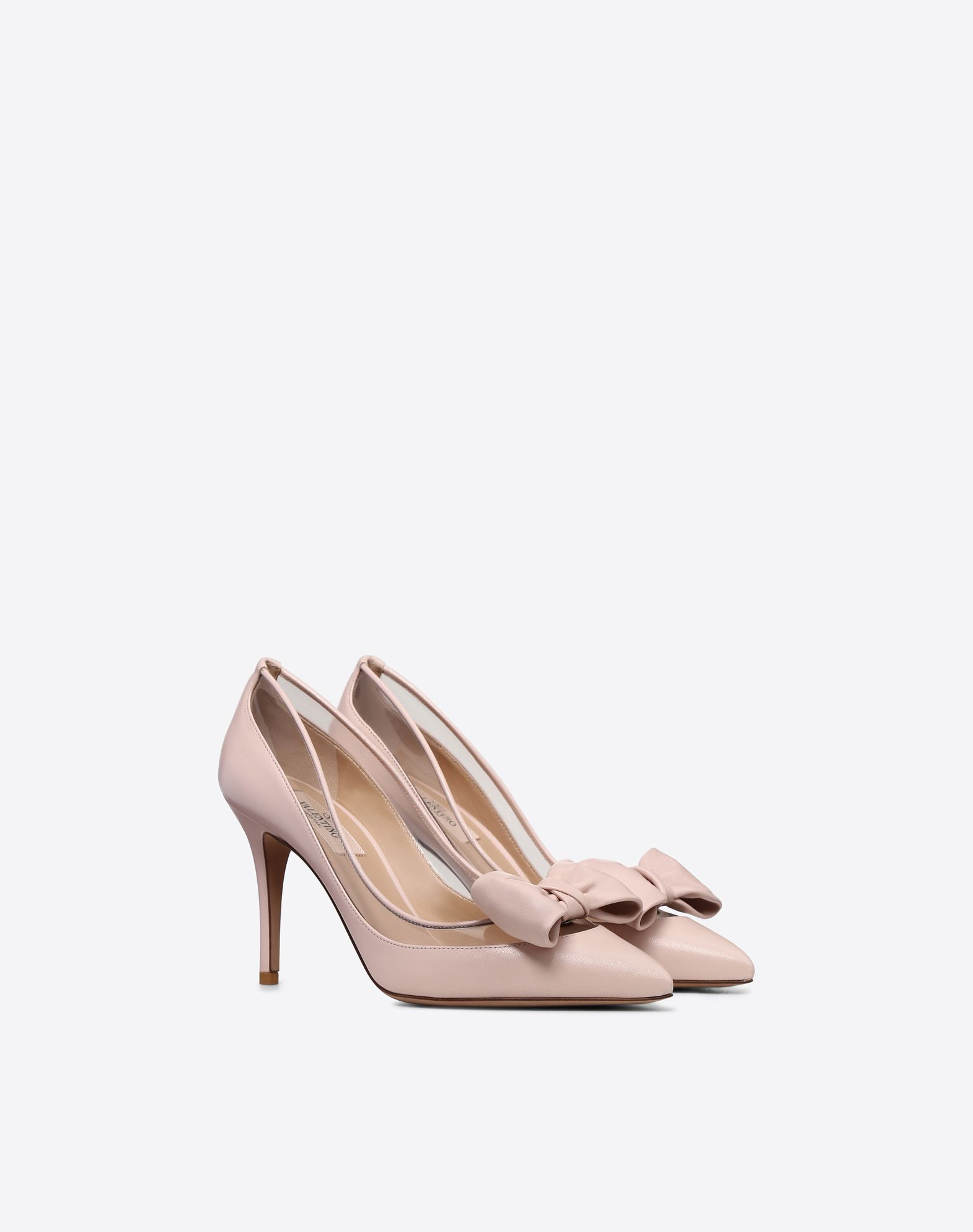 VALENTINO GARAVANI Dollybow pump HIGH HEEL PUMPS D r