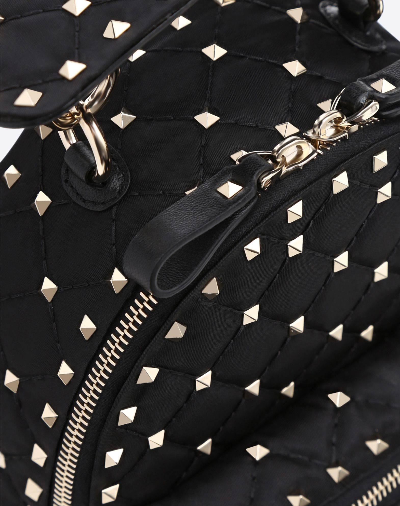 VALENTINO GARAVANI Rockstud Spike Mini Backpack Backpack D b