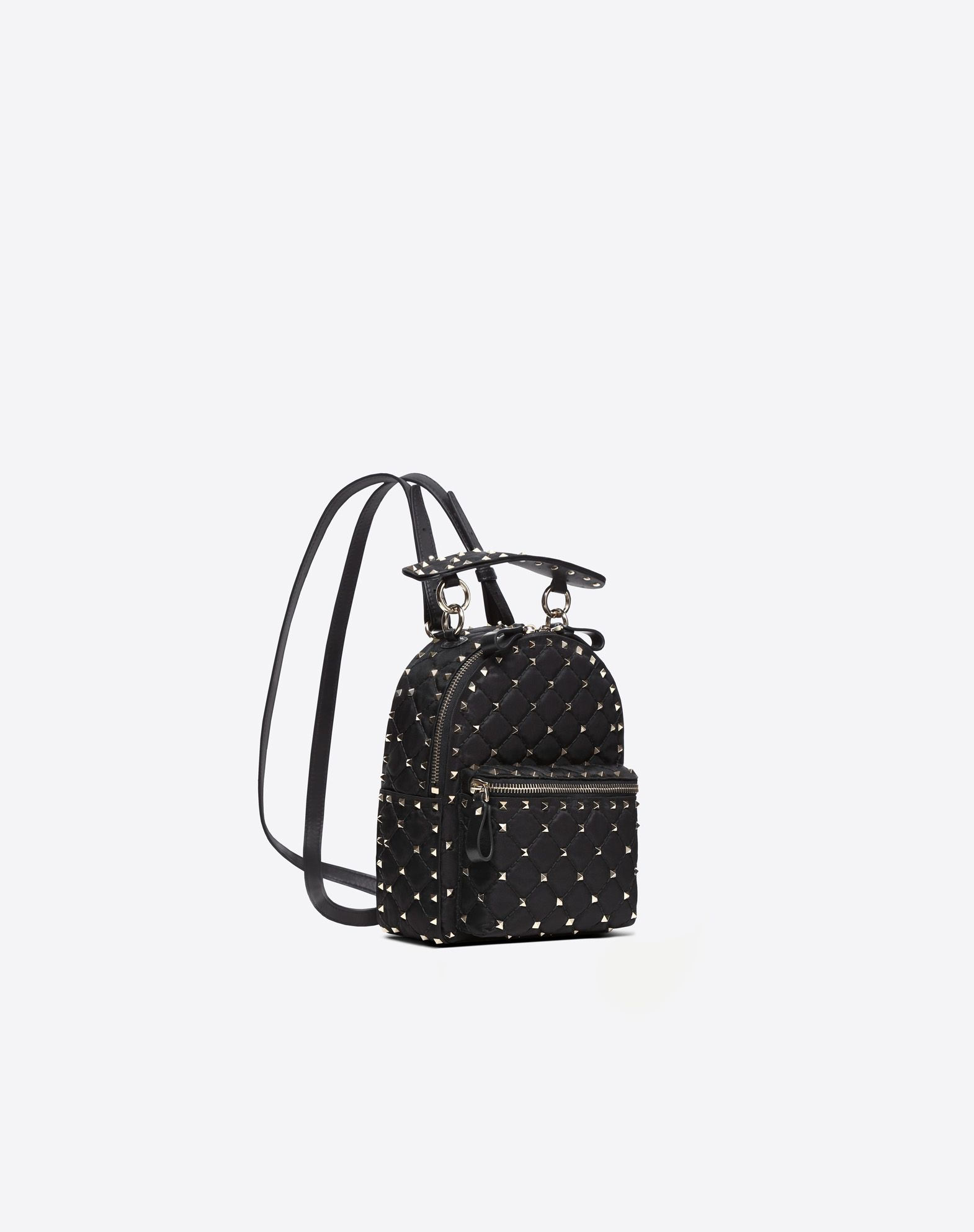 VALENTINO GARAVANI Rockstud Spike Mini Backpack Backpack D r