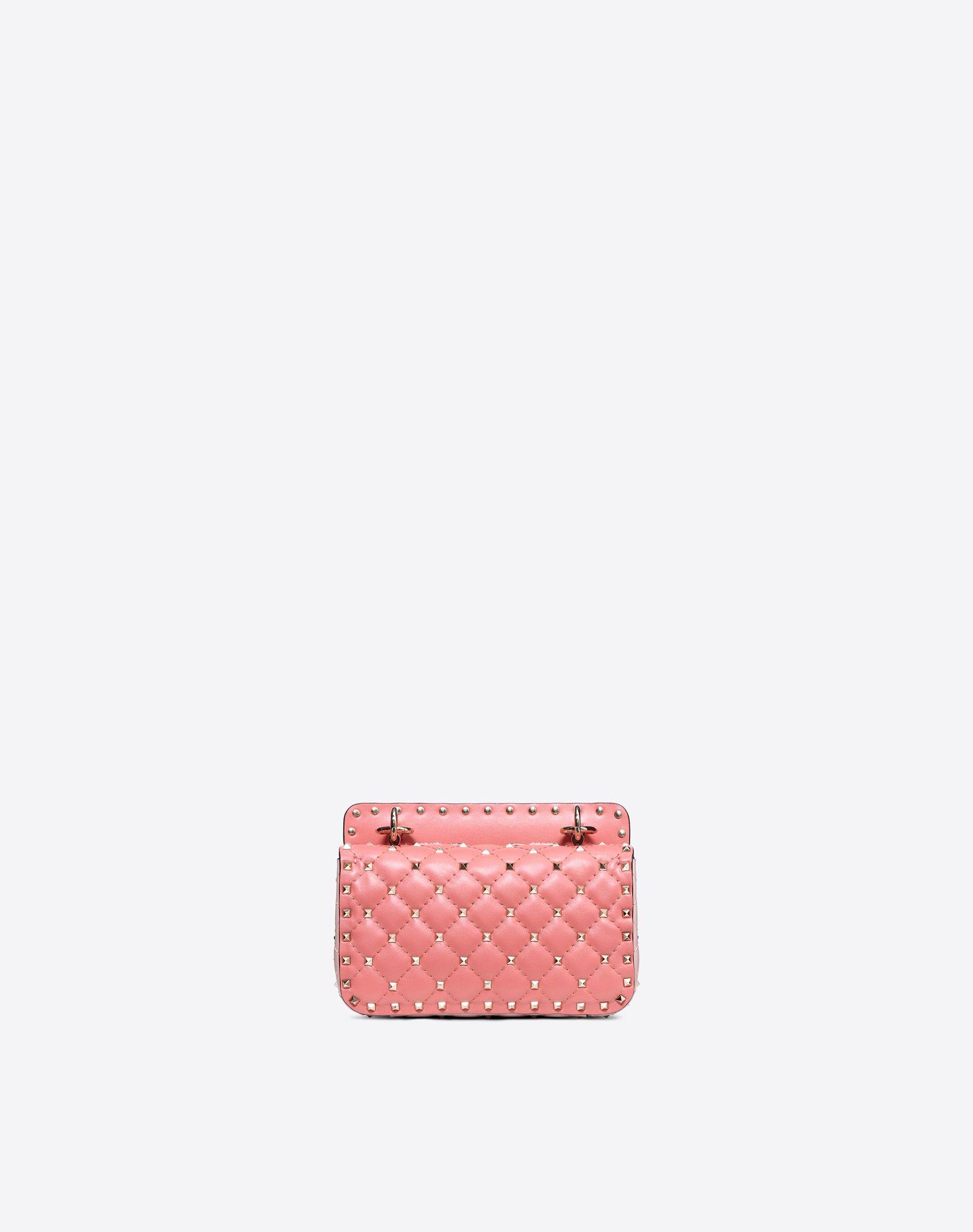 VALENTINO GARAVANI Rockstud Spike.It Small Chain Bag Shoulder bag D d