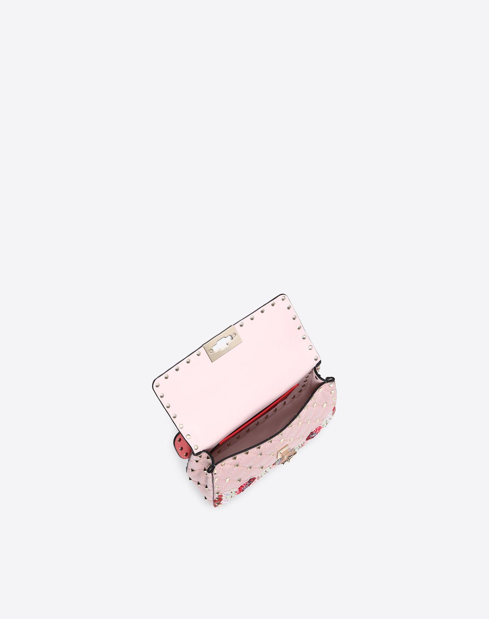 VALENTINO GARAVANI Rockstud Spike.It Small Chain Bag Shoulder bag D e