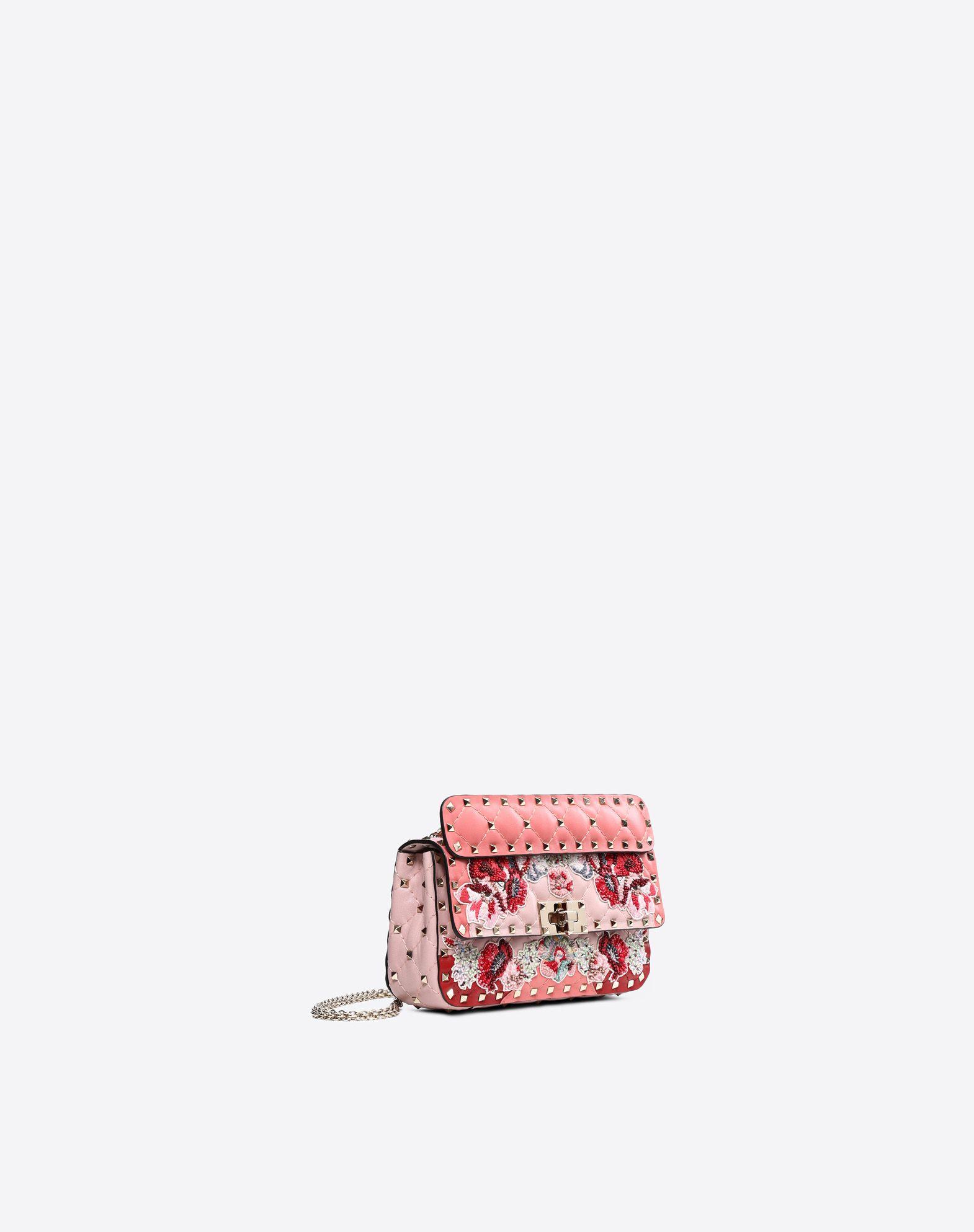 VALENTINO GARAVANI Rockstud Spike.It Small Chain Bag Shoulder bag D r