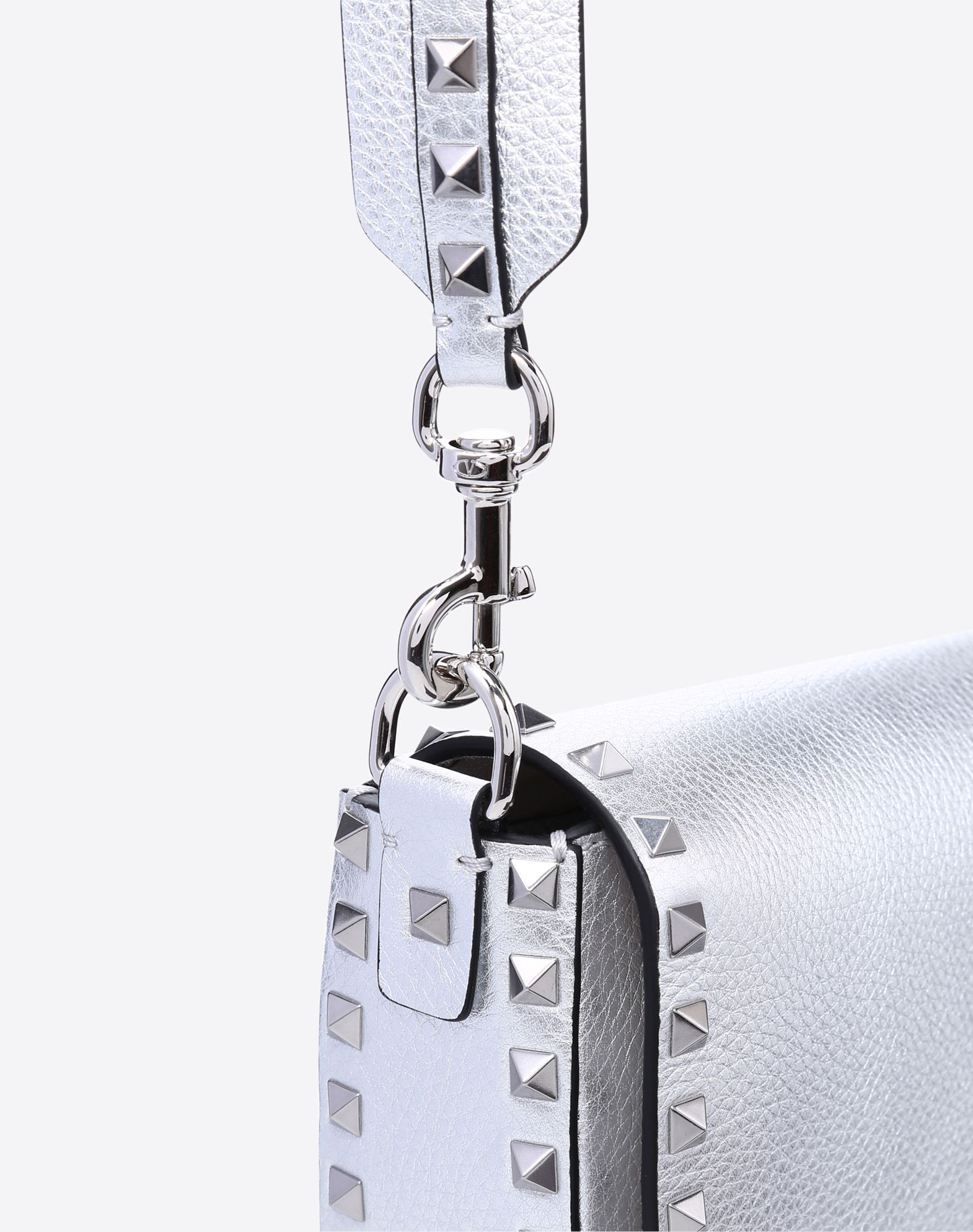 VALENTINO GARAVANI Rockstud Mini Shoulder Bag CROSS BODY BAG D b