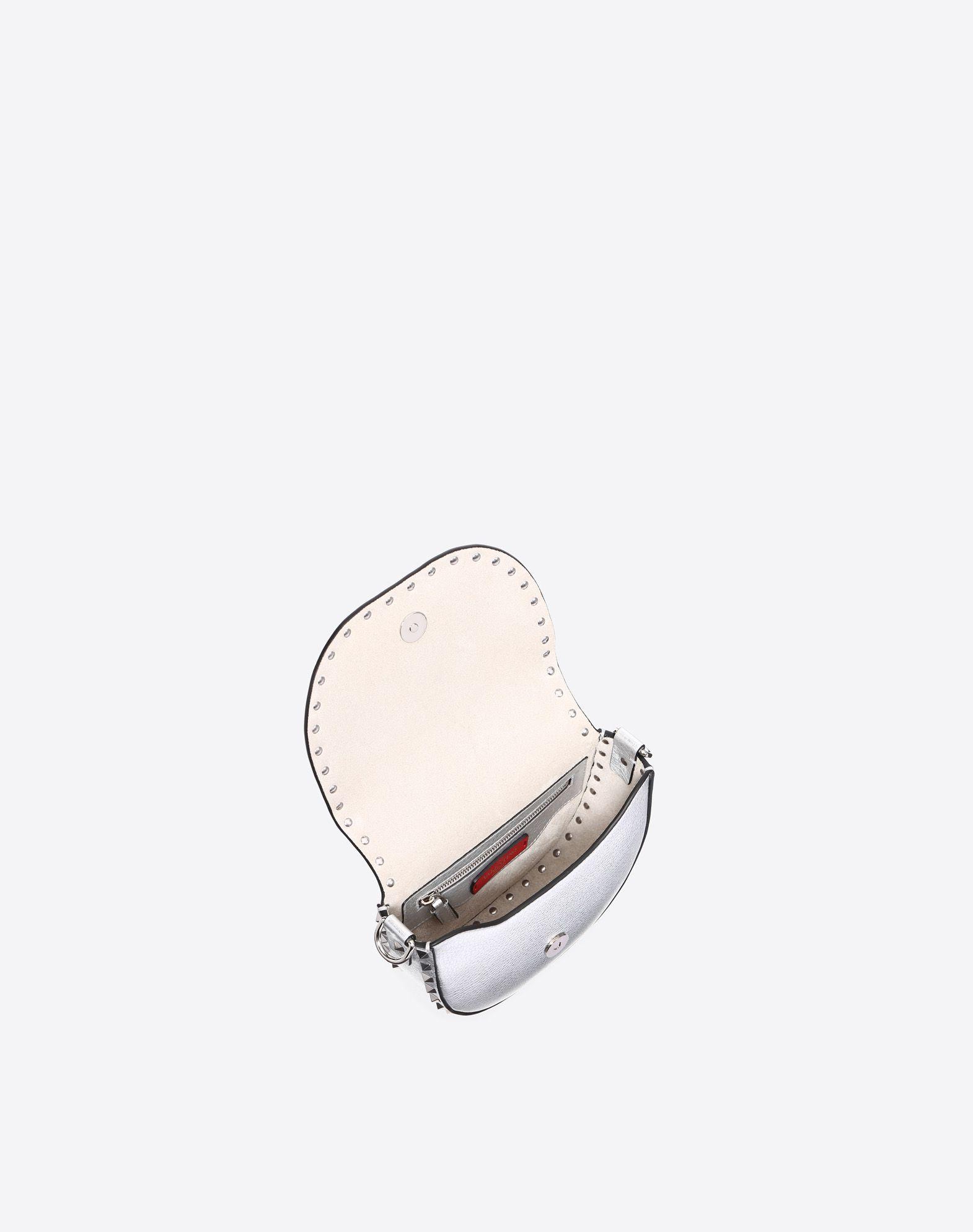 VALENTINO GARAVANI Rockstud Mini Shoulder Bag CROSS BODY BAG D e