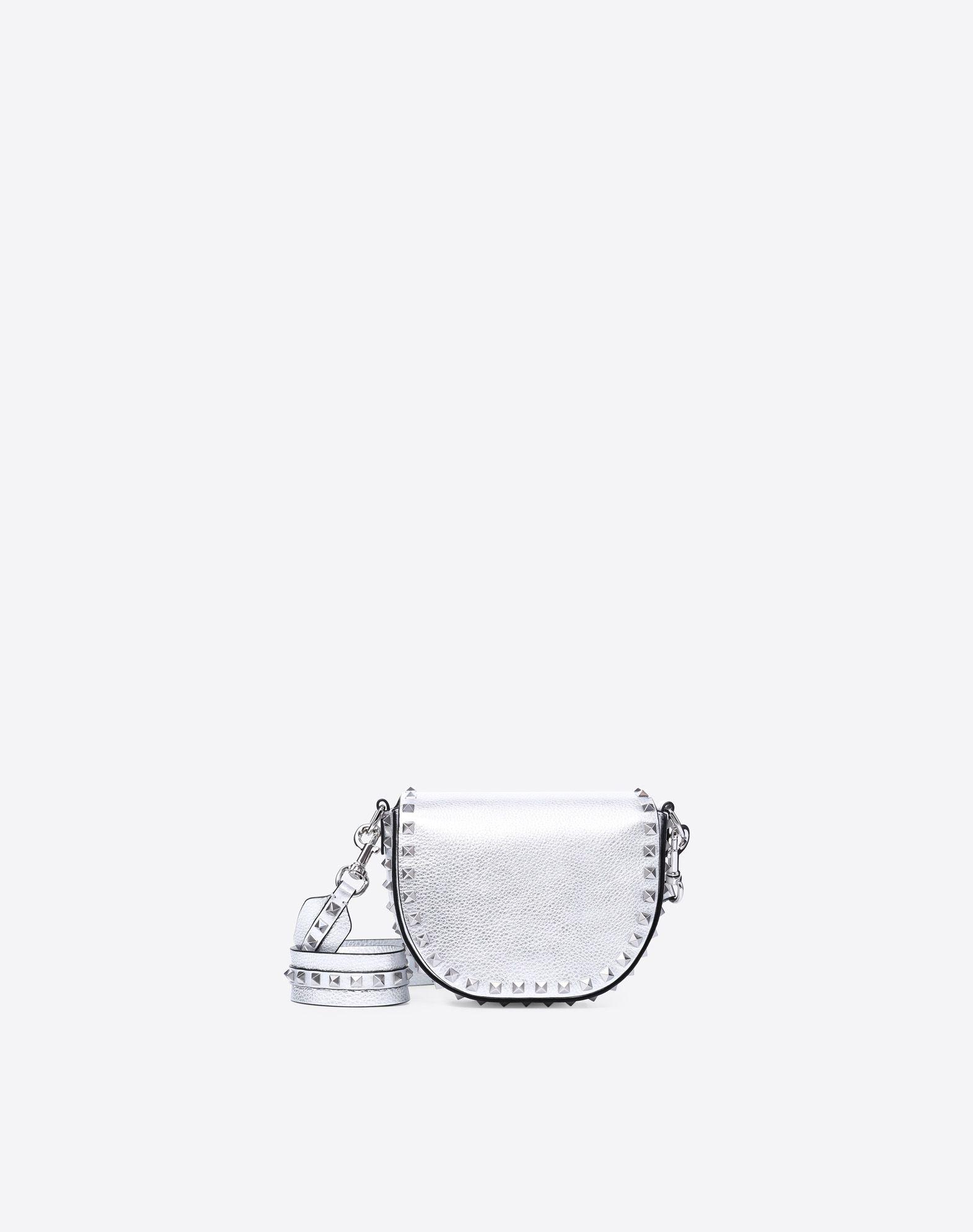 VALENTINO GARAVANI Rockstud Mini Shoulder Bag CROSS BODY BAG D f