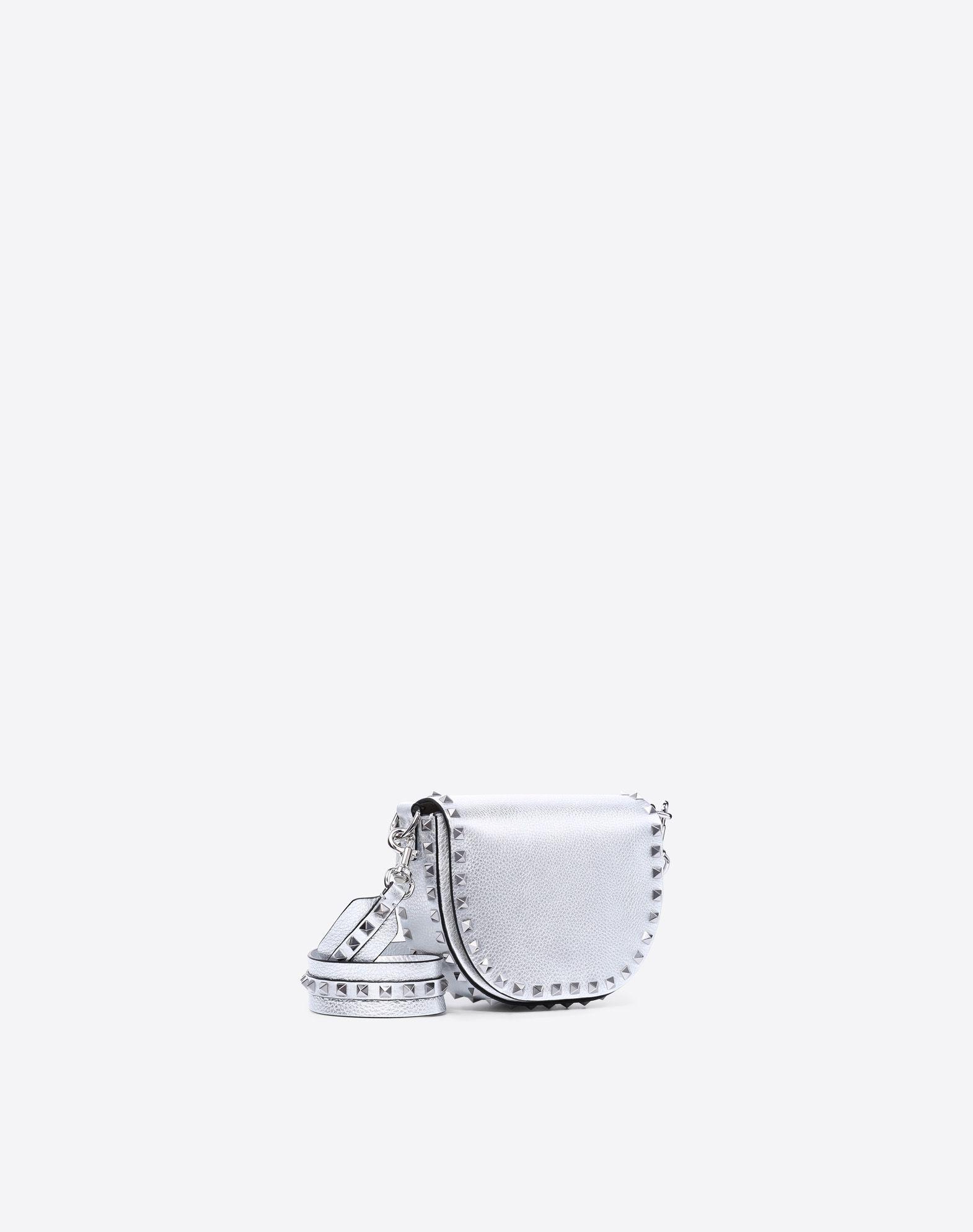 VALENTINO GARAVANI Rockstud Mini Shoulder Bag CROSS BODY BAG D r