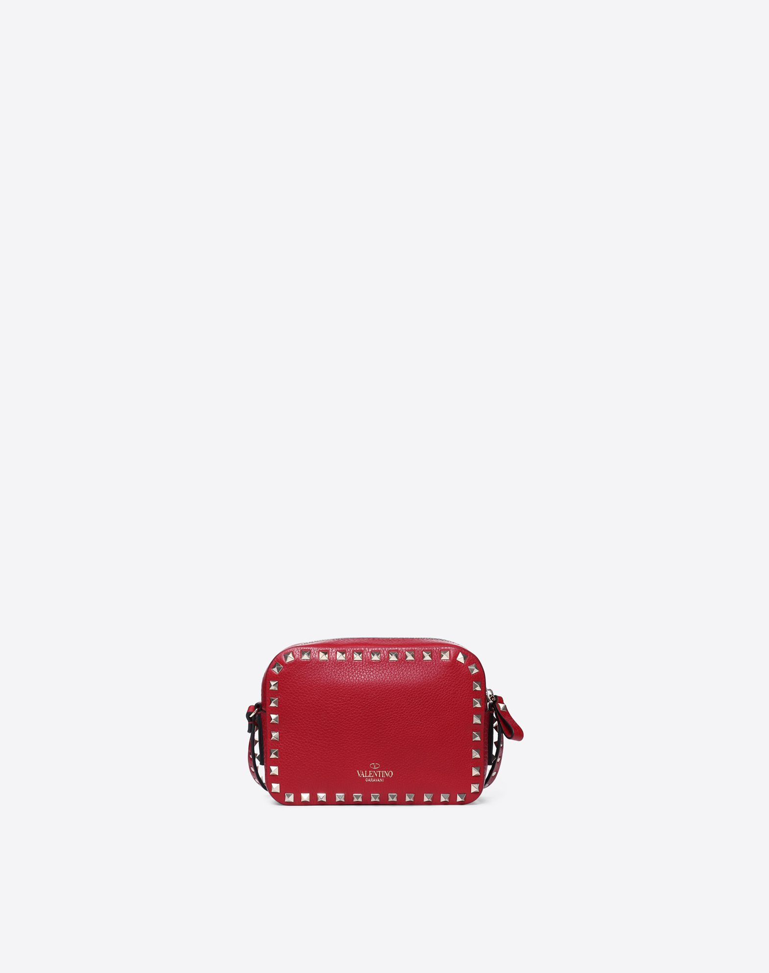 VALENTINO GARAVANI Rockstud Cross Body Bag CROSS BODY BAG D d